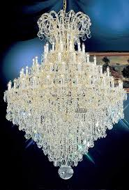 best crystal chandelier czech glass images on