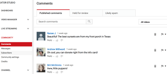 How to Better Moderate Your YouTube Comments : Social Media Examiner