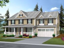exterior colonial house design. Colonial House Plans With Porch By Suson Oak Home Plan 071d 0148  And Exterior Colonial House Design A