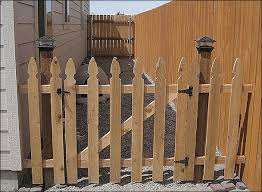 diy dog fence for garage building a gate for a dog run from a pre made