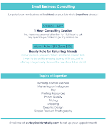 Consulting Rate Sheet Template – Elsik Blue Cetane