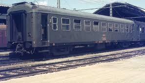 the train s history
