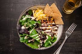 Vegetarian Taco Salad Recipe Chowhound Home Cooked Dinner Date Ideas