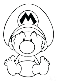 Coloring Pages Super Mario Super Bros Coloring Pages Super Mario