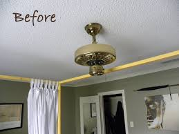 can you replace a chandelier with ceiling fan designs