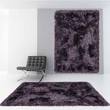 asiatic rugs plush gy purple rug