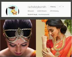 rachel collage min top 10 bridal makeup artists in chennai you should follow on