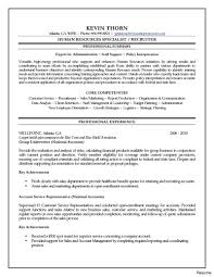 Hr Generalist Resume Sample Hr Generalist Resume Tomyumtumweb 54