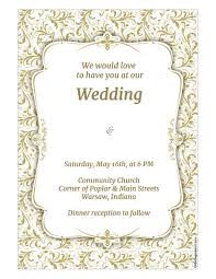wedding invite template download wedding invitation template download fresh wedding invitation