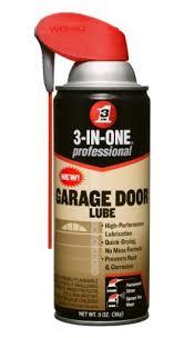 3 in one 10058 11 oz 3 in one garage door lube