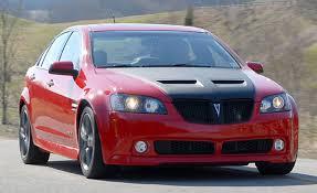 2009 Pontiac G8 GT SLP Firehawk | Specialty File | Reviews | Car ...