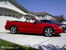 1998 Ford Mustang Convertible id 19534