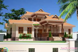 Small Picture 2325 Sqft Kerala Traditional Design 4bed room villa Kerala home