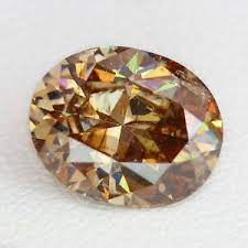 4.08ct Strontium Titanate Yellow With Inclusions Lab Created Loose Stone |  eBay