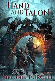 hand and talon world of kyrni book 1 by melonie purcell s
