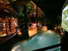 HAWAII Indoors Swim up Tiki Bar 20 Palms HomeAway