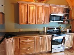 hickory kitchen cabinets here are stained hickory kitchen cabinets with a laminate hickory kitchen cabinets with