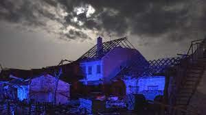 Tornado mortale in Repubblica Ceca