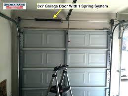garage door opener spring medium size of garage door parts on doors for keypad awesome springs