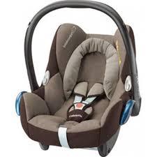 maxi cosi cabriofix car seat earth brown