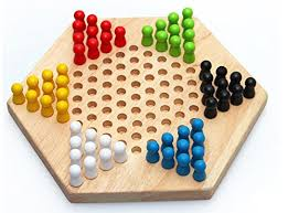 Game With Wooden Board And Marbles Topwon Natural Wood Chinese Checkers with Wooden Marbles To 61