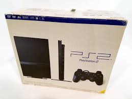 sony playstation 2 slim. picture 2 of 3 sony playstation slim
