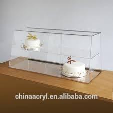 Acrylic Food Display Stands Custom Clear Acrylic Food Display Stand For Cake Chocolate Buy 5