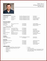 Performa Of Resume Project Manager Resume Samples School Nurse