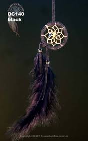 Dream Catchers Inc Cascade Dream catcher with glass beads and turkey feathers 22