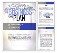 business plan word templates download free e books business templates and spreadsheets startup