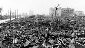 Image result for Hiroshima, a manufacturing center of some 350,000 people located about 500 miles from Tokyo, was selected as the first target