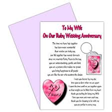 cheap wedding anniversary for husband, find wedding anniversary Wedding Anniversary Card Wording For Husband get quotations · husband 40th wedding anniversary card with removable keyring gift 40 years our ruby anniversary anniversary card words for husband