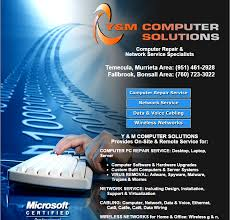 computer repair escondido. Brilliant Repair Yu0026M Computer Solutions In Repair Escondido R