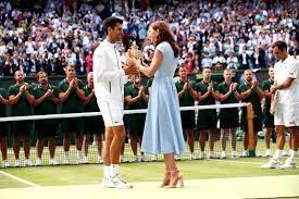 Wimbledon 2019: Stars im Tennisfieber