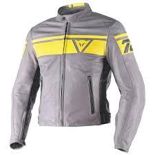 dainese blackjack motorcycle leather jacket clothing jackets grey yellow dainese underwear pro shape 3