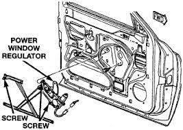 right front door window schematics online for a 99 dodge fixya power window regulator mounting dakota durango