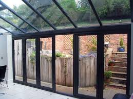 showcase photo gallery of bifold door
