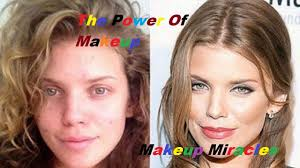 the power of makeup celebrities without makeup 2016 60 hollywood stars before and after makeup you