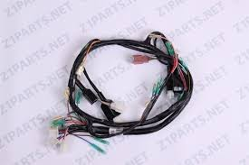 kawasaki kz1000 parts main wiring harness 26001 145 kz900 a4 a5 b1 main wiring harness 76 77