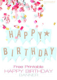 Happy Birthday Sign Templates Free Printable Banner Templates Coloring Pages Print The Thank You