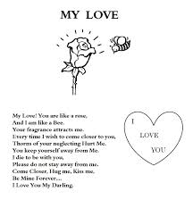 Sad I Love You Greeting Card Coloring Pages   Coloring Pages