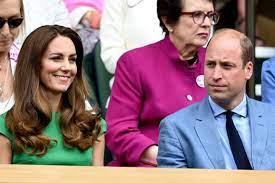 Herzogin Catherine: Mit William auf der Wimbledon-Tribüne