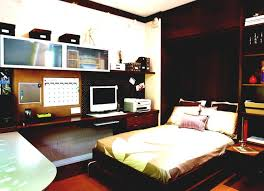 bedroom office combination. Office Bedroom Combination 14 Color Ideas For Basement With Amusing Wallpapers Combo Dp