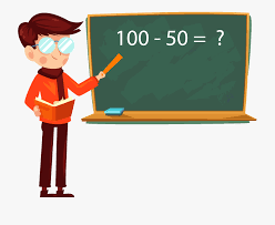 Student Teachers Day Teacher And Students Cartoon 1448798