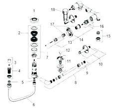 american standard faucet leaking modern repair standard