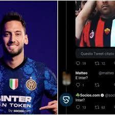 Socios sponsor dell'Inter, ma c'è un passato che imbarazza: Hanno  cancellato i messaggi