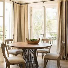 klismos upholstered side chairs view full size amazing dining room features a round