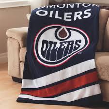 Nhl Throw Blankets