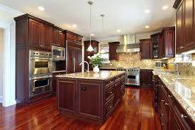 cherry cabinets with dark wood floors dark hardwood floors with cherry cabinets hardwood flooring ideas regarding cherry cabinets with dark wood floors