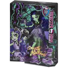 Monster High Bedroom Decorations Monster High Amanita Nightshade Doll Walmartcom